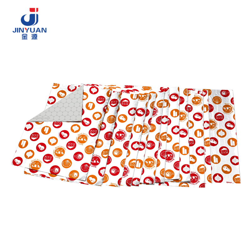 Hamburger And Sandwich Wrap Foil Paper07
